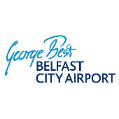 GB Belfast City Airport