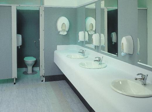washroom new year